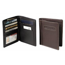 Cowhide Napa Leather Deluxe Passport Case