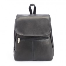 674-VL Tablet Ipad Travel Backpack In Handcrafted Colombian Genuine Leather