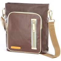 Carina Square Pocket iPad Crossbody