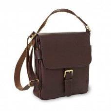 Euro Leather Crossbody for iPad