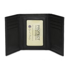 RFID Double ID Trifold
