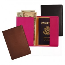RFID200-5 Plain Rfid Blocking Passport Jacket